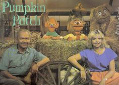 pumpkin patch. 80s SA kids TV