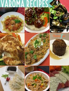 Using your Varoma can get you all in one meals as well as helping out when you have extra guests over! I am often asked for recipes that use the varoma.  So to make it easy for you, I have collated all my recipes on ThermoFun using the varoma.    Updated 1 October, 2017 Asian-Style Steamed Fish...
