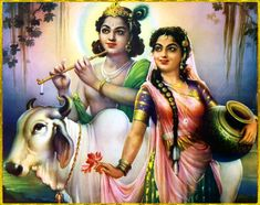 Radha Krishna Pictures, Radha Krishna Photo, Radha Krishna Love, Krishna Radha, Krishna Photos, Lord Krishna, Mysore Painting, Krishna Painting, Sri Ram Image