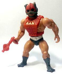 Zodac (Cosmic Enforcer), altro grande personaggio di somma inutilità dei Masters. #Miniatures #Figures #Motu #Mattel #MastersOfTheUniverse #Zodac