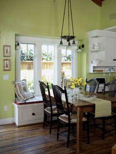 Lovely  Vorschl ge f r gem tliche und bequeme Sitzecke am Fenster