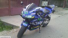 Proprietar, vand Honda  CBR   (Second hand); Benzina;  Ramnicu Valcea, Telefon 0765841627, Pret 3500 EUR