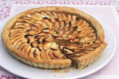 Jablkový koláč | Apetitonline.cz