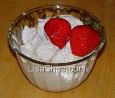 Low Carb Strawberry Ice Cream Recipe
