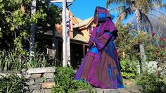 custom made patchwork monks robe.... by squashdesigns on Etsy, $645.00
