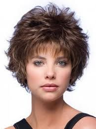 short haircuts for older women with thick hair - Google Search