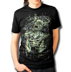 Wicked Caribou - Screaming Caribou T-Shirt - Available at www.wickedcaribou.com