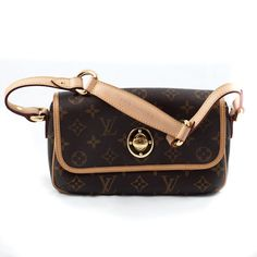 Cute Louis Vuitton Monogram Canvas Tikal PM  is perfect for everyday or evening.
