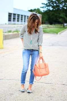 Lilly Style: a little bit nautical