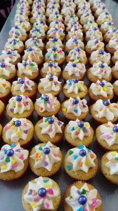 Cupcakes colores