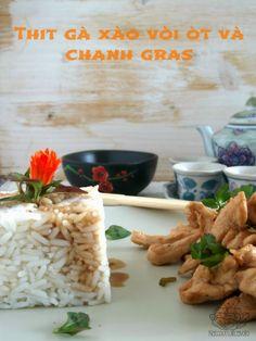 natosottoilcavolo: Pollo con lemon gras e peperoncino verde per l'ABCedario Culinario Mondiale