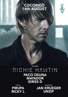 Richie Hawtin - 14.08.2012
