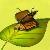 """Image of """"Spring Spending"""" 16 x 20 Vladimir Kush, Fb Page, Butterfly Wings, Illustrators, Pottery, Butterflies, Inspiration, Image, Art"""