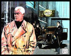 RARE DOC SAVAGE POSTER BY DOUG WILDEY!