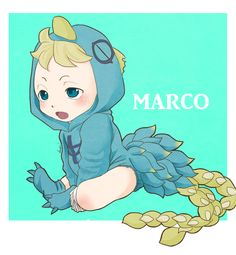 One Piece, Marco the Phoenix