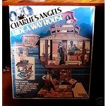 Charlies Angels dollhouse. Loved it, came with furniture but was too small for Barbies