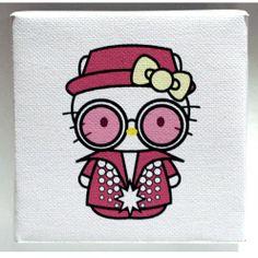 Hello Kitty EJ theme, fabulous.