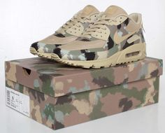 "Releasing: Nike Air Max Country Camo Pack ""France"" & ""Italy"""