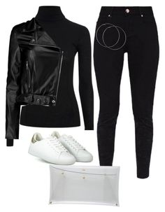 """""""#273"""" by mintgreenb on Polyvore featuring Topshop, Ted Baker and Boohoo"""
