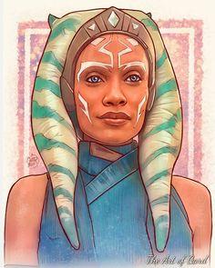 Star Wars Rebels, Star Wars Clone Wars, Rosario Dawson, Jedi Knight, Ahsoka Tano, Fangirl, Digital Art, Princess Zelda, Starwars