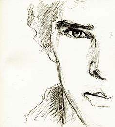 Sherlock Sketch by benbenny.