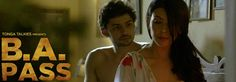 A 2012 Hindi film by Ajay Behl, BA Pass stars Shilpa Shukla, Rajesh Sharma, Dibyendu Bhatttacharya, and Rajesh Sharma in the lead roles. The film is on the gigolo culture existing in India, that is patronised by women of the middle class family. Visit here: http://www.troopix.com/blog/ba-pass-indias-first-sex-based-erotic-human-drama/10033
