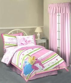 Princess ROSES & RIBBONS Kids Bedding for Girls