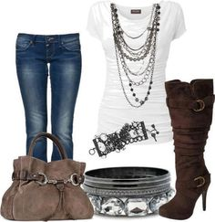 Skinnies & Boots