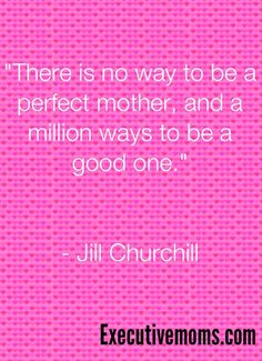 #ExecutiveMoms #Inspiration