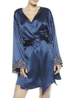 LA PERLA | Robe #laperlalingerie #lingerie