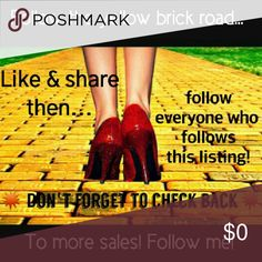Follow Game Just follow, follow, follow....follow the yellow brick road! Maurices Other