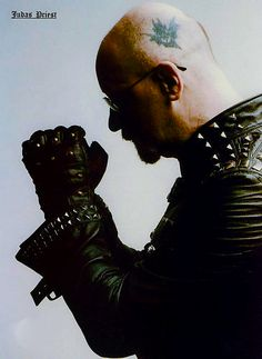 Rob Halford of Judas Priest - the god of Metal. Heavy Metal Music, Heavy Metal Bands, Rock N Roll Music, Rock And Roll, Hard Rock, Rob Halford, Rollin Stones, Better Music, Judas Priest