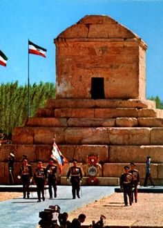 Tomb of Cyrus the Great <3