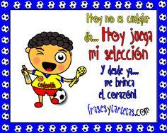 Imagen de Hoy juega mi selección Colombia 2015