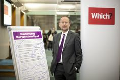 October 2013: launch of the Charter to Stop the Payday Loan Rip-off
