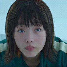 Bts Hair Colors, Squid Girl, Squad Game, Anime Monochrome, Haikyuu Kageyama, Enola Holmes, Korean People, Cute Cartoon Wallpapers, Interesting Faces