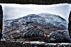 Fairyland by Beniamin Sabo on Fairy Land, Mount Rainier, Mount Everest, Castle, Fine Art, Mountains, Nature, Travel, Viajes