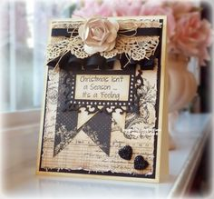 Designed by Andrea Ewen for Paper Sweeties using the 'Believe!' set.