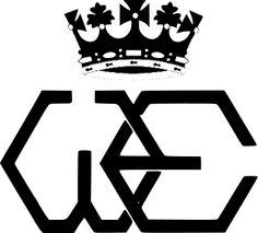 Monogram of The Duke and Duchess of Windsor