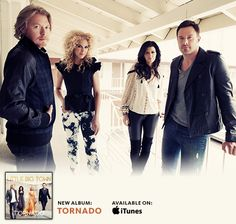 Pin your Favorite Little Big Town photo and enter for a chance to win a Little Big Town prize pack including an Autographed guitar! http://2pin.in/tornado