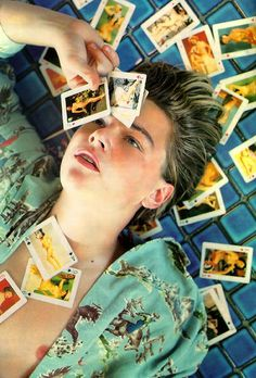 A series of portraits of young Leonardo Di Caprio by celebrity photographer David LaChapelle #leodicaprio #lachapelle #celebrity #celebrities - Carefully selected by GORGONIA www.gorgonia.it