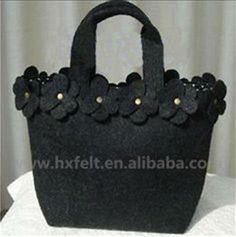 Risultato immagine per creare borse in feltro
