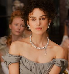 Keira Knightley in the title role of Anna Karenina (2012).