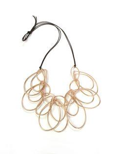 Iris necklace – megan auman