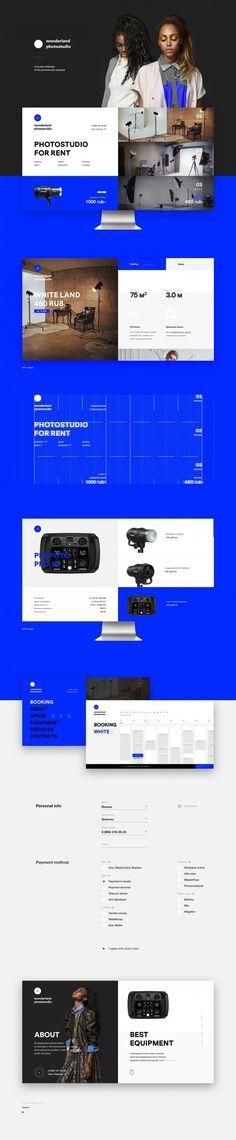 Saved by Inspirationde (inspirationde) on Designspiration. Discover more Web Design Wonderland inspiration. Cool Web Design, Creative Web Design, Site Design, Web Layout, Layout Design, Template Web, Theme Forest, Page Web, Portfolio Images