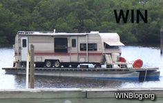 homemade pontoon houseboats | Pontoon Houseboats For Sale Pontoon ...