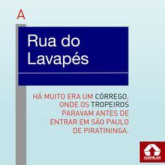 A Rua do Lavapés está localizada no bairro do Cambuci, um dos mais antigos de São Paulo. Atualmente, os principais atrativos da região são o Parque da Aclimação e os Museus Paulista e do Cinema.