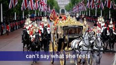 Central London is brought to a standstill for the pomp and pageantry of the State Opening of Parliament Union Flags, Queen News, London Places, British Monarchy, Prince Of Wales, Buckingham Palace, Queen Elizabeth Ii, British Royals, Great Britain
