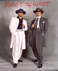 Pachuco | in 1943 latinos in los angeles they started wearing zoot suits some ...