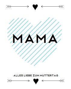 Valentins wünscht allen Müttern alles Liebe zum Muttertag.